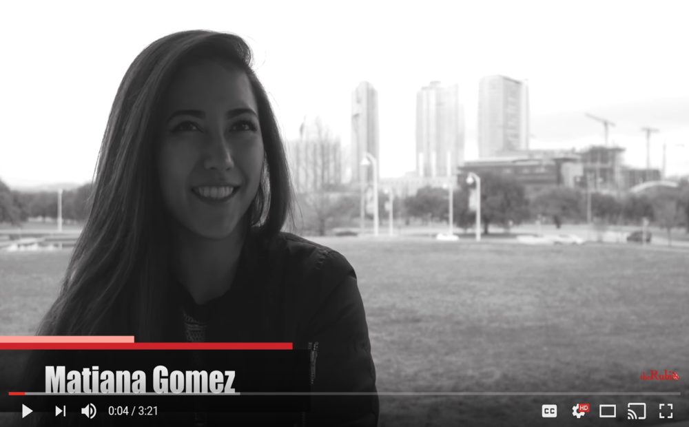Austin's Very Own, Matiana Gomez shows us her dance skills!