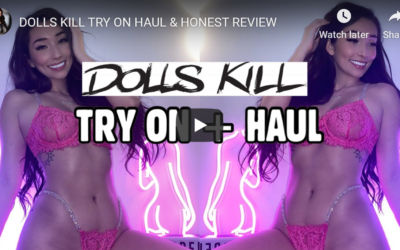 Dolls Kill Review & Try On by Carly