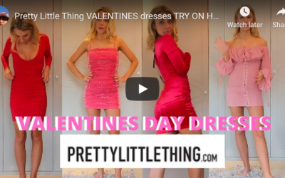 Valentines Dresses by Pretty Little Thing Review
