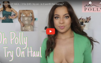 Oh Polly Try On Review by Danica