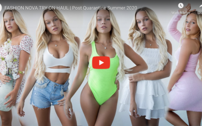 2020 Spring Fashion Nova Review by Swealife