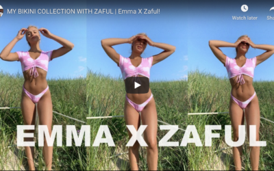 2020 Zaful Bikini Try On Haul by Emma