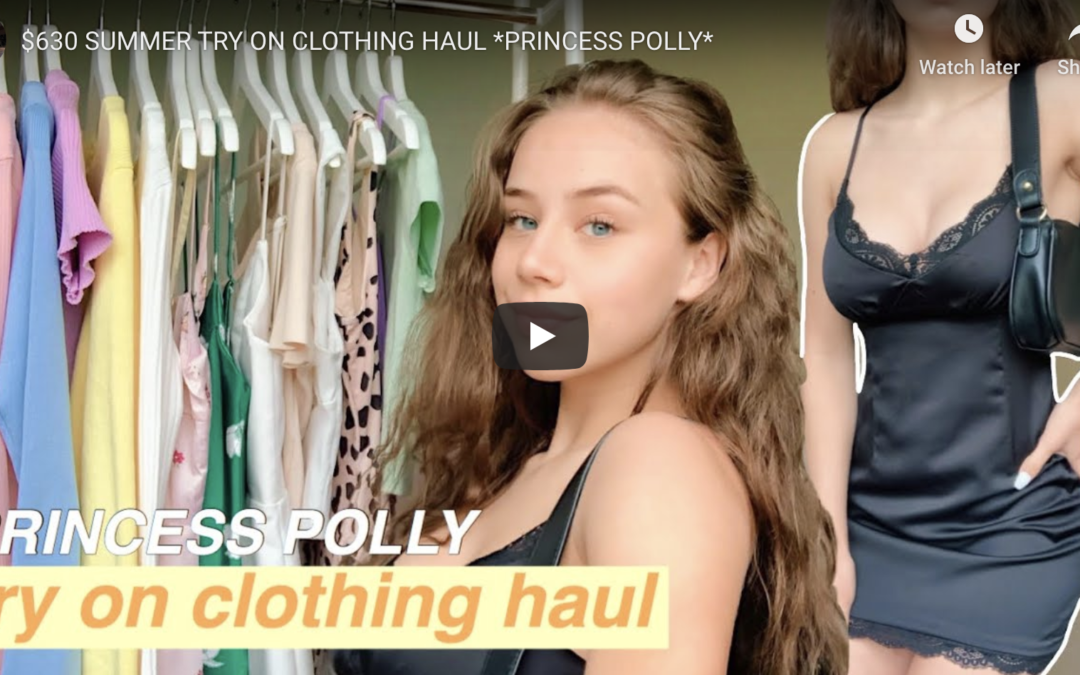 Top Princess Polly Summer Haul by Fernanda